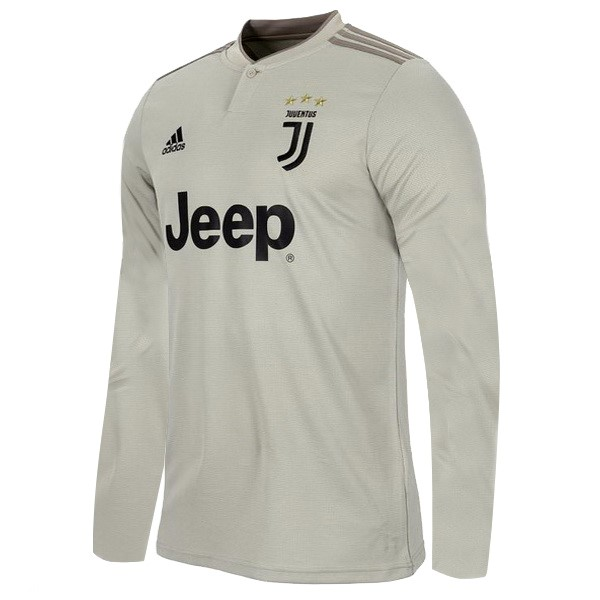 Camiseta Juventus 2ª ML 2018/19 Marron